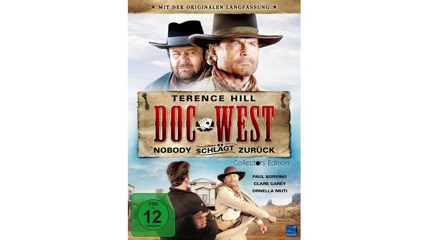 Doc West Nobody schlaegt zurueck Collectors Edition