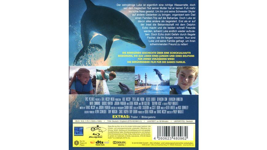 Echo der Delphin Eine Freundschaft fuers Leben