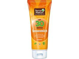 Terra Naturi Sonnenmilch LSF30