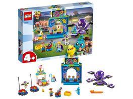 LEGO Juniors 10770 Buzz Woodys Jahrmarktspass