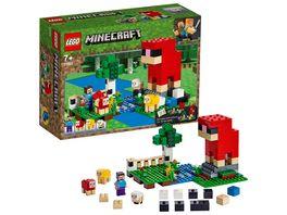 LEGO Minecraft 21153 Die Schaffarm