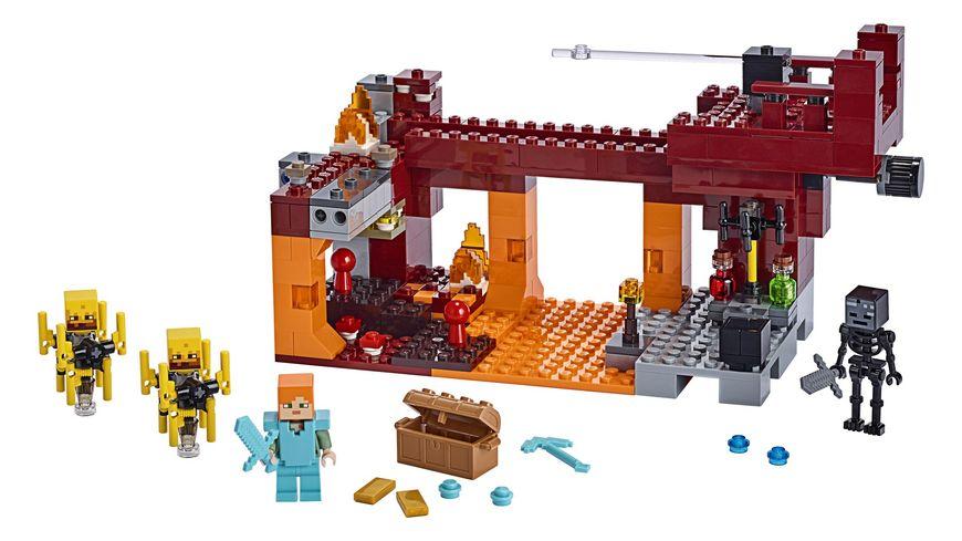LEGO Minecraft 21154 Die Bruecke
