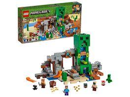 LEGO Minecraft 21155 Die Creeper Mine