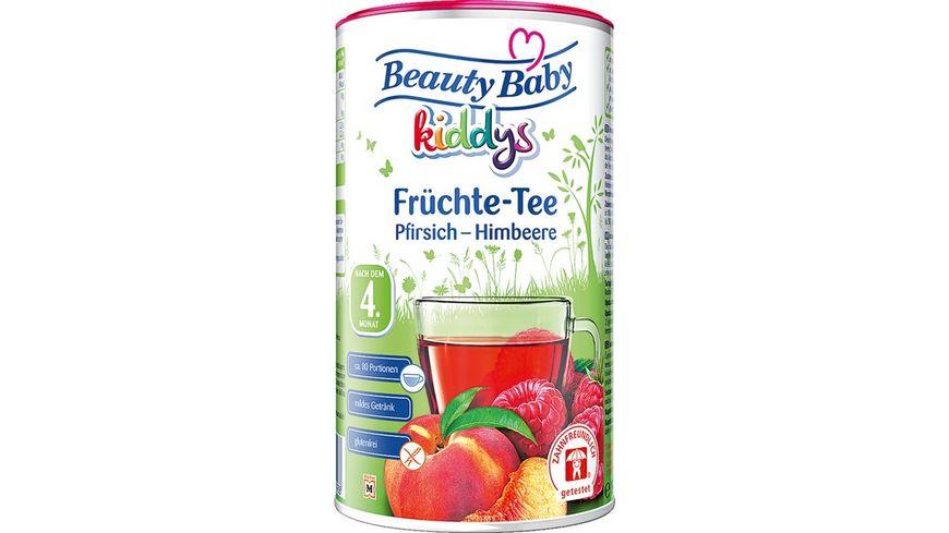 Beauty Baby Früchte-Tee Pfirsich-Himbeere