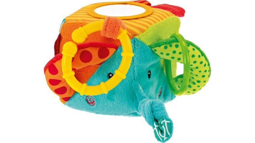 Beauty Baby Soft Activity Wuerfel Elefant