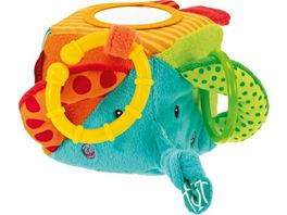 Beauty Baby Soft Activity Wuerfel Elefant