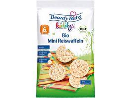 Beauty Baby Bio Mini Reiswaffeln Natur