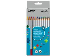 LAMY Buntstifte colorplus 12er Set