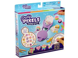 Bandai Pretty Pixels Luxus Set coole Radiergummi DIY