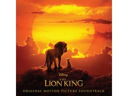 The Lion King Original Film Soundtrack
