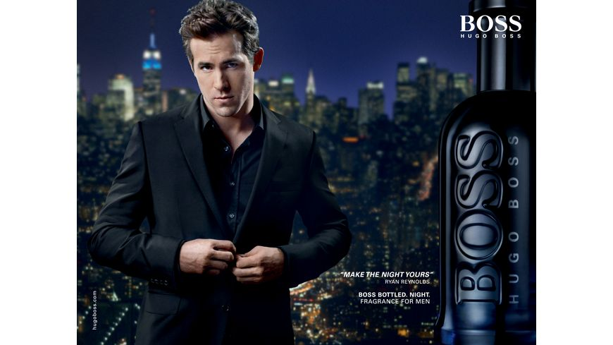 BOSS Bottled Night Eau de Toilette Natural Spray