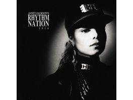 Janet Jackson s Rhythm Nation 1814 Ltd 2LP