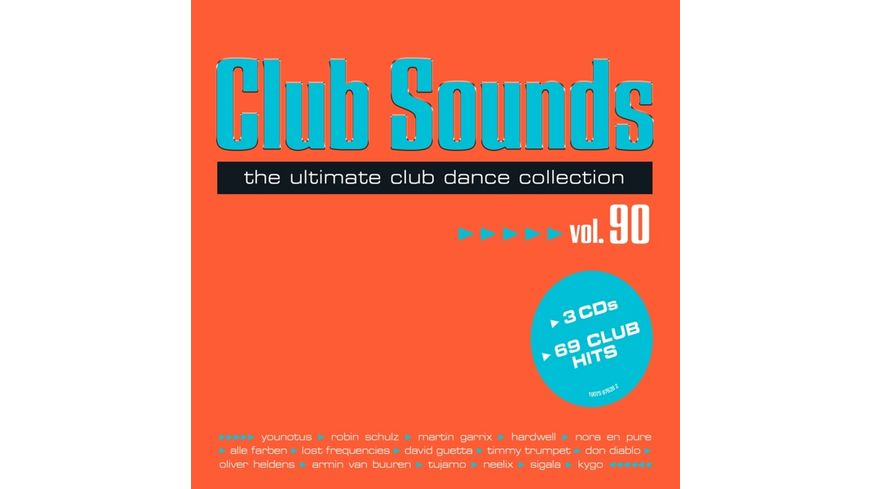 Club Sounds Vol 90