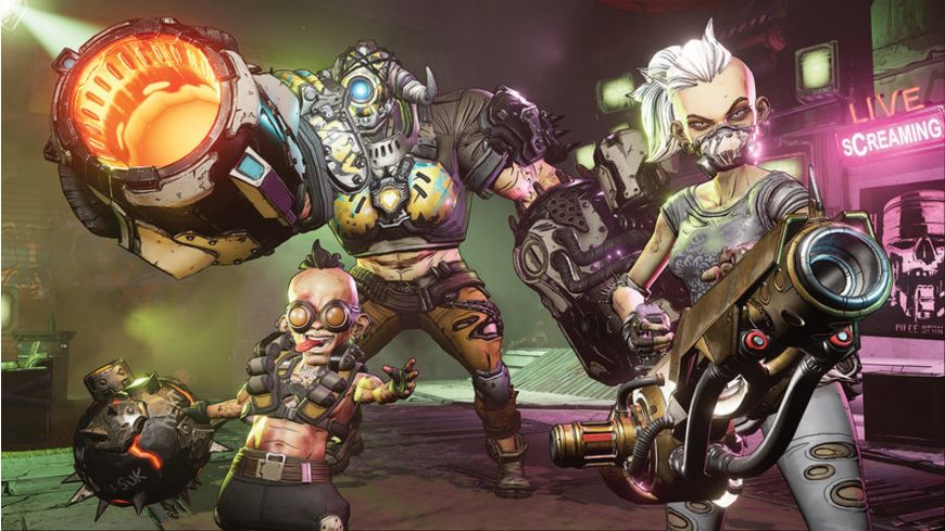Borderlands 3 CIAB