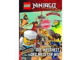 LEGO NINJAGO Die Weisheit des Meister Wu
