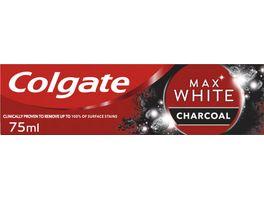 Colgate Max White Charcoal Zahnpasta