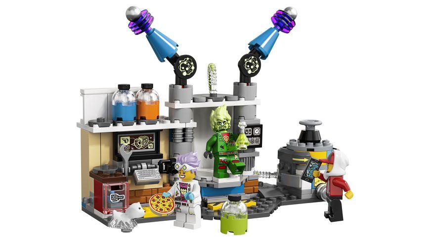LEGO Hidden Side 70418 J B s Geisterlabor