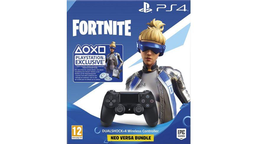PS4 Controller Dualshock 4 Fortnite Neo Versa