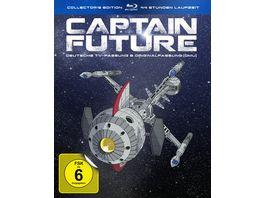 Captain Future Collector s Edition 9 BRs