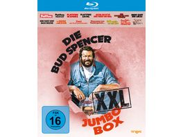 Die Bud Spencer Jumbo Box XXL 14 BRs