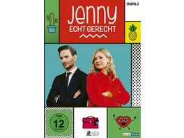 Jenny Echt gerecht Staffel 2 2 DVDs