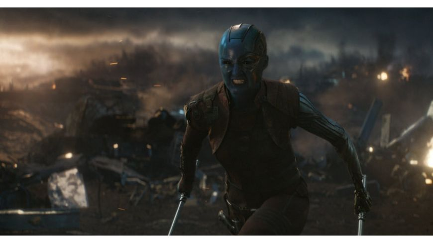 Marvel s The Avengers Endgame Bonus Blu ray