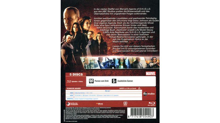 Marvel s Agents of S H I E L D Staffel 4 5 BRs
