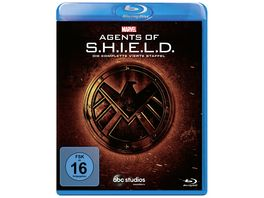 Marvel s Agents of S H I E L D Staffel 4 5 BRs