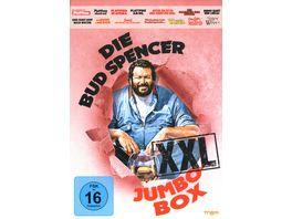 Die Bud Spencer Jumbo Box XXL 14 DVDs