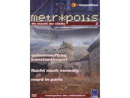 Metropolis Die Macht der Staedte Vol 3