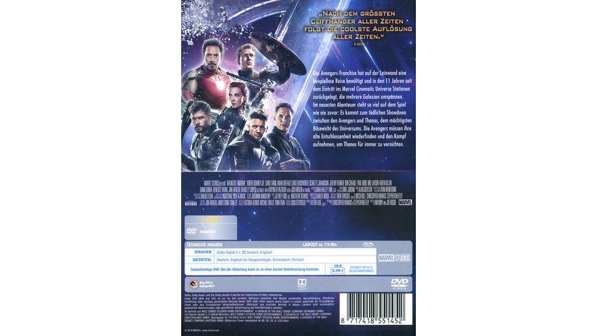 Marvel s The Avengers Endgame