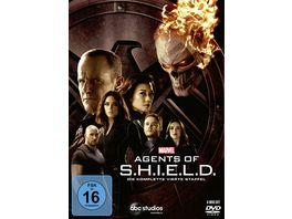 Marvel s Agents of S H I E L D Staffel 4 6 DVDs