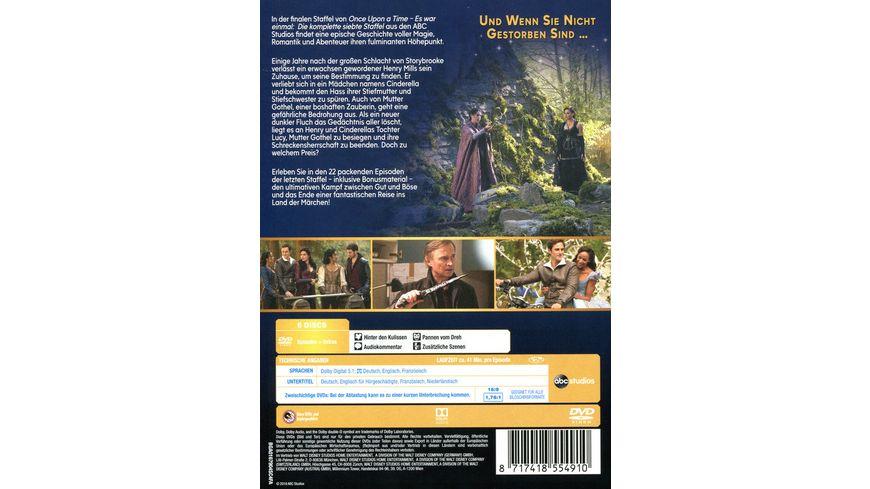 Once upon a time Es war einmal Staffel 7 6 DVDs