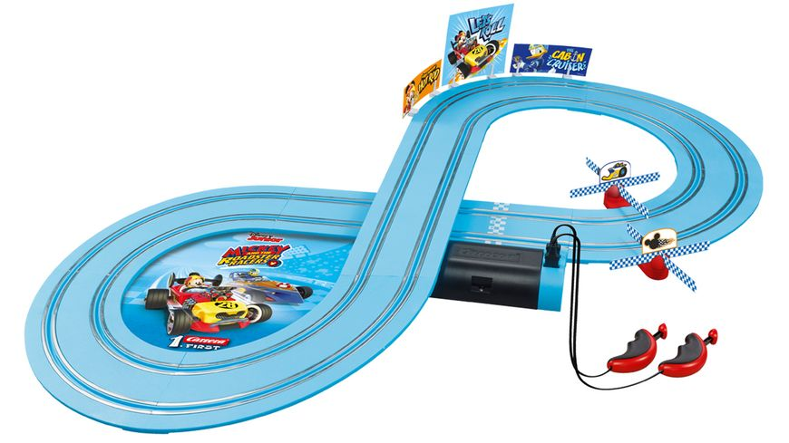 Carrera First Mickey and the Roadster Racers