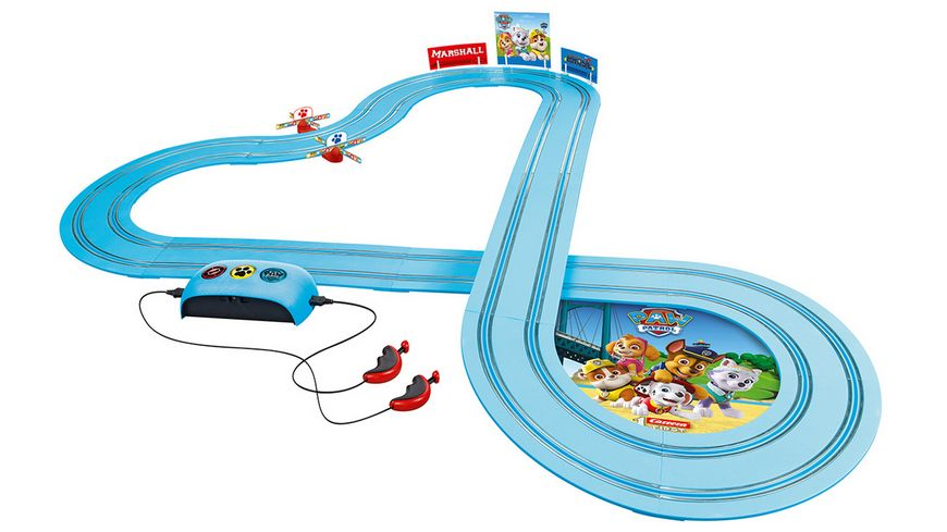 Carrera First PAW PATROL Race N Rescue