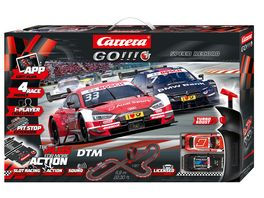 Carrera GO DTM Speed Record