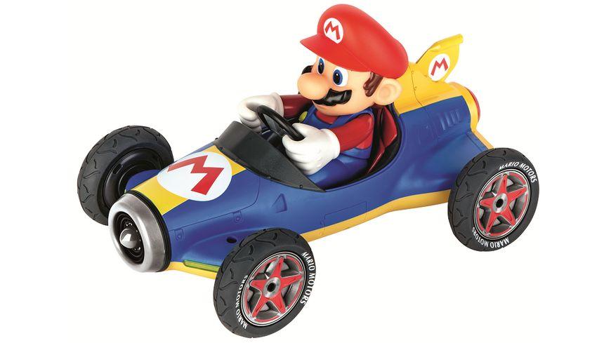 Carrera RC 2 4GHz Mario Kart TM Mach 8 Mario