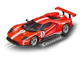 Carrera DIGITAL 132 Ford GT Race Car Time Twist No 1