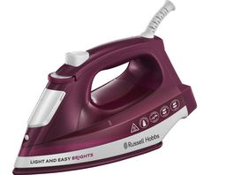 Russell Hobbs Light Easy Brights Mulberry Dampfbuegeleisen 24820 56