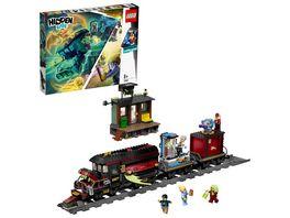 LEGO Hidden Side 70424 Geister Expresszug