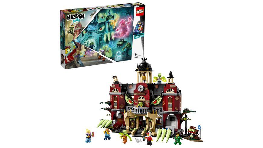 LEGO Hidden Side 70425 Newbury s spukende Schule