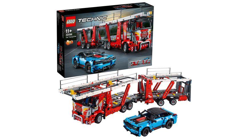 LEGO Technic 42098 Autotransporter