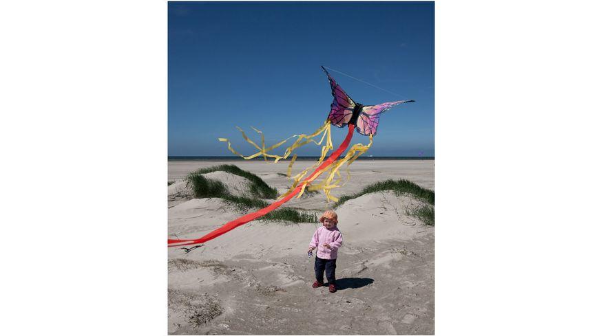 Butterfly Kite Ruby R