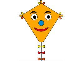 Ecoline Eddy Happy Face 50cm