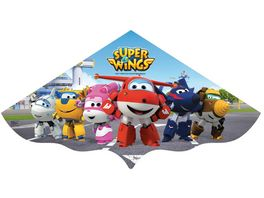 Super Wings Delta PE 120 cm