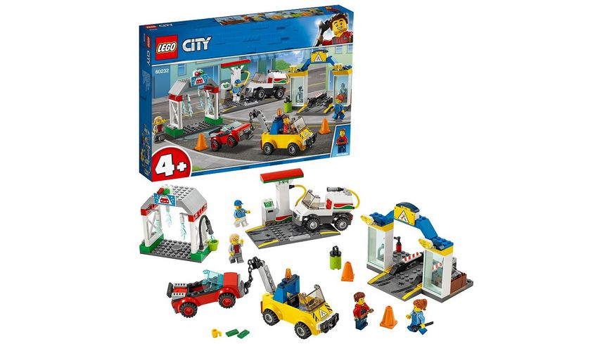 LEGO City 60232 Autowerkstatt