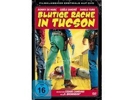 Blutige Rache in Tuscon