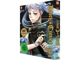 Black Clover DVD 3 Episoden 20 29 2 DVDs