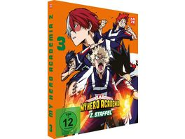 My Hero Academia 2 Staffel DVD 3