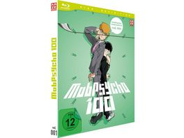 Mob Psycho 100 Blu ray 1
